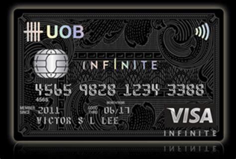 bca visa black 13 most exclusive credit cards in singapore singapore