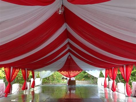 Design And Decor Ottawa by And White Tent Draping By Designs Ottawa Wedding