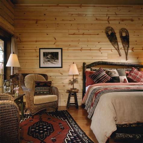 lodge bedroom decor best 25 log cabin bedrooms ideas on pinterest
