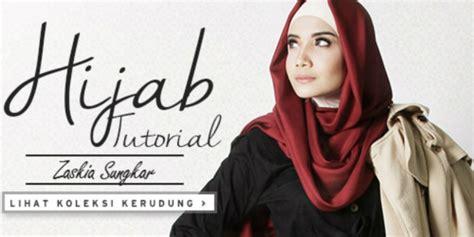 tutorial hijab pasmina simple ala zaskia sungkar tutorial hijab chic ala zaskia sungkar dream co id