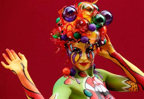 world painting festival pã rtschach the world bodypainting festival 2014 totallycoolpix