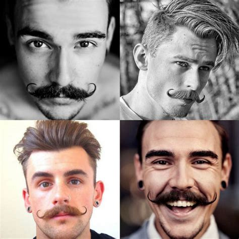 What Mustache Style Is Appropriate For Me | how to grow a handlebar mustache