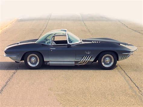 Chevrolet Mako Shark by 1961 Chevrolet Corvette Mako Shark Supercars Net