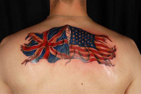 english flag tattoos designs 23 best uk flag tattoos