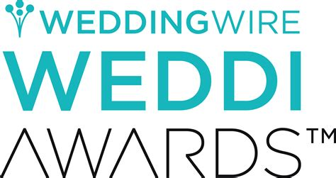 Wedding Wire Logo by 2016 Weddi Awards Weddingwire
