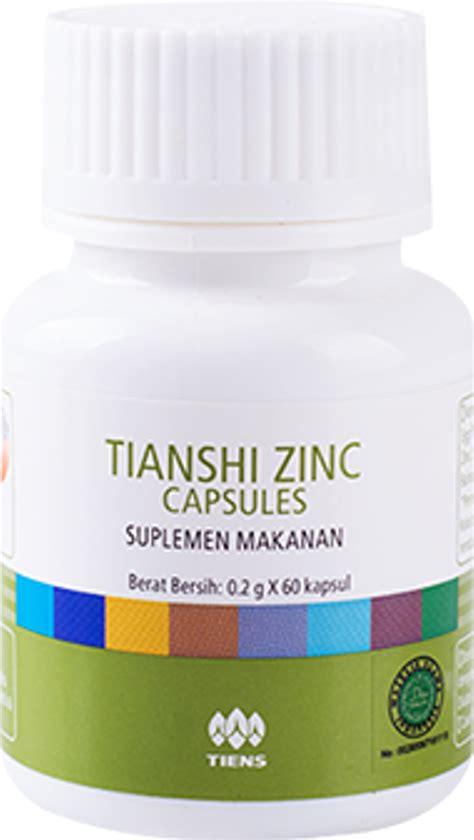 Zinc Tiens Penggemuk Badan Penambah Nafsu Makan 9 cafe healthy paket penggemuk badan tiens penambah berat badan nafsu makan suplemen anak