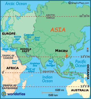 macao on world map macau map geography of macau map of macau worldatlas