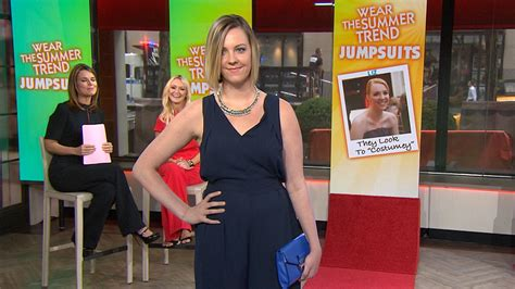 Jump Into The Jumper Trend This Summer by How To Jump Into A Jumpsuit In Style This Summer Nbc News