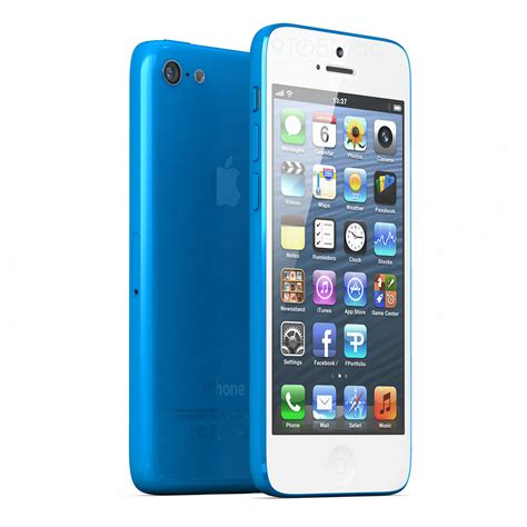 iphone 3d photo awesome 3d rendering of budget iphone with plastic casing in 10 colors