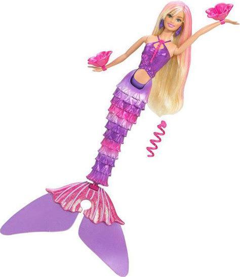 buitenspeelgoed ken bol barbie zeemeermin mattel speelgoed