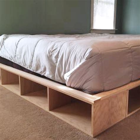 build platform bed featured 5 holiday diy gift ideas