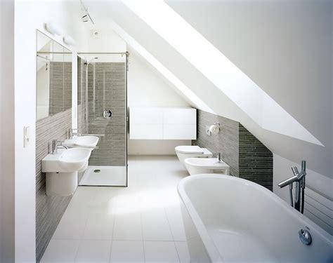 salles de bain sous comble tendances pour  archzinefr