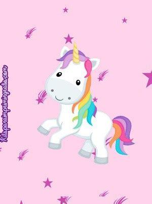 descargar imagenes de unicornios gratis kits para imprimir gratis contenido gratuito para tu fiesta