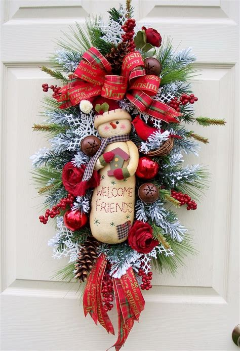 how to make xmas cedar swags best 25 door swag ideas on swag swag swag shop and swags