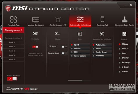 comfort driver center review msi gs73vr 7rf 17 3 quot 120hz e i7 7700hq gtx