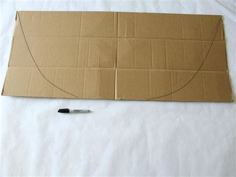 How To Make A Gondola Out Of Paper - how to make a cardboard canoe costume for