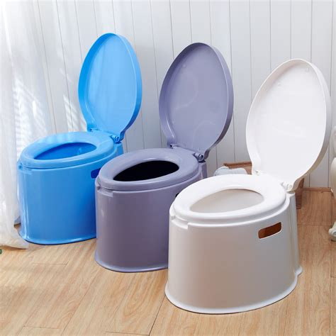 Portable Potty Chair For Elderly by Portable Mobile Toilet Seat Toilet Thicker