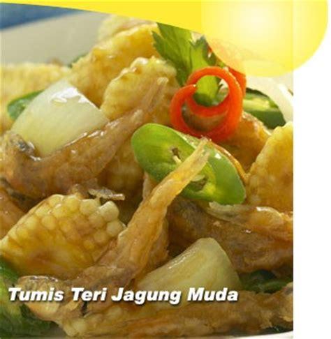 blogger resep masakan resep masakan tumis teri jagung muda