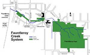 West Seattle Parks Map by Fauntleroy Park West Seattle Parks Amp Recreation