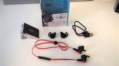 Ihave Flat Microusb Cable Black iluv fitactive air bluetooth earbuds review the gadgeteer