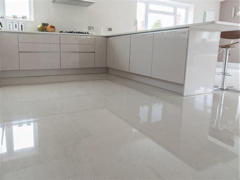 Tiled Kitchen Floors Ideas belgravia grey nano sealed polished porcelain stone deals