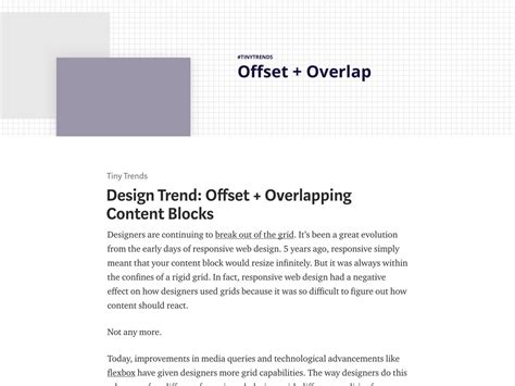 css layout offset popular design news of the week march 26 2018 april 1
