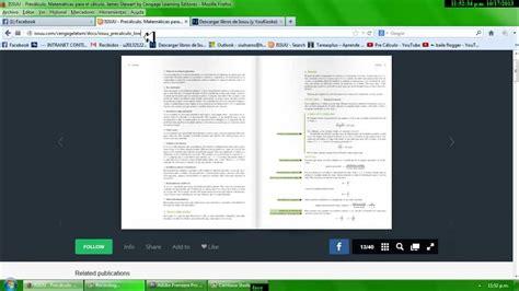 issuu ctm c 211 mo bajar libros completos de issuu youtube