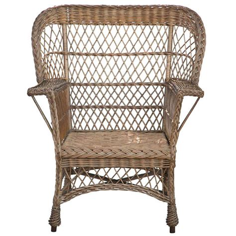Antique Wicker Chairs by Antique Bar Harbor Wicker Chair At 1stdibs