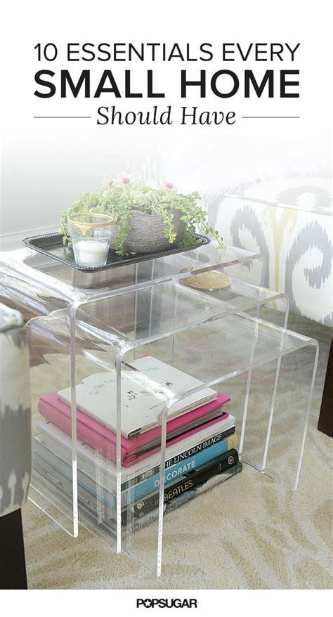 Small Home Essentials 10 Essentials Every Small Home Should Acrylics