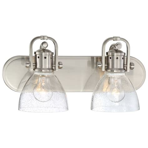 brushed nickel bathroom fan with light minka brushed nickel bathroom light 3412 84