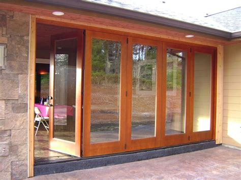 folding window walls folding exterior wood window walls products i love
