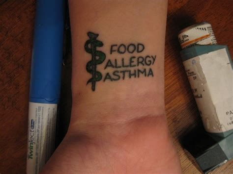 20 Med Alert Tattoos For Inspiration