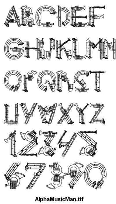 printable music font 11 free music fonts images free music note font music