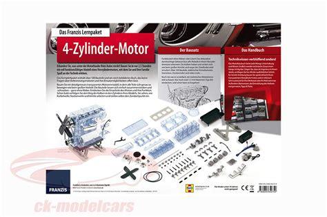 1 Oder 4 Zylinder Motorrad by Ck Modelcars 9783645652759 4 Zylinder Motor Bausatz 1 4