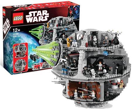 Lego Exclusive 10188 Wars 10188 lego exclusive wars konstruktors lego