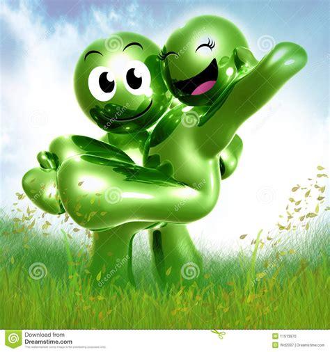 imagenes de amor animadas en 3d pares felices en icono del amor 3d stock de ilustraci 243 n
