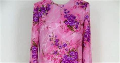 Baju Batik Iban pakaian tradisional baju kurung sejarah
