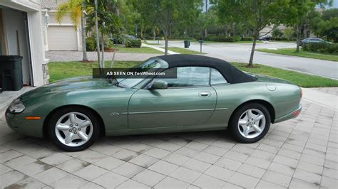 1999 jaguar xk8 convertible 2 door 4 0l