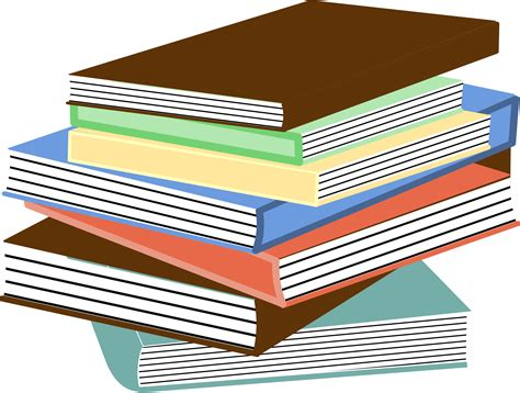stack of books picture big image png