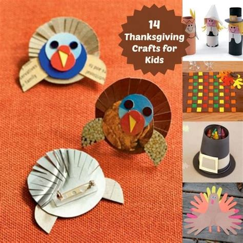 easy kid thanksgiving crafts 14 easy thanksgiving crafts