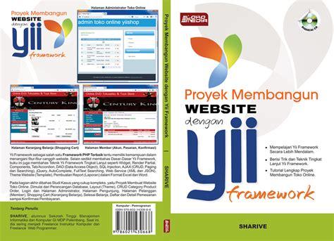 yii layout partial proyek membangun website dengan yii framework