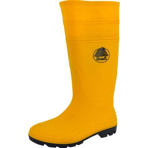 Sepatu Pvc Boot Bata Oak oak safety shoe