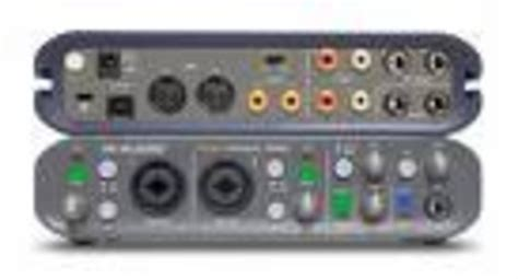 M Audio Fast Track Usb m audio fast track pro image 41267 audiofanzine