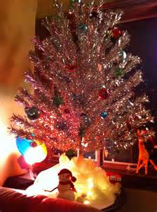 aluminum christmas tree remember the times pinterest