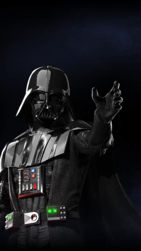 wallpaper darth vader star wars battlefront ii hd