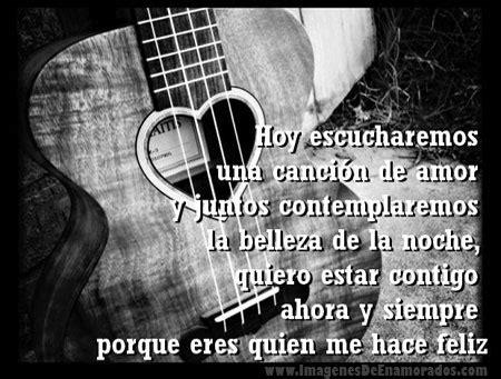imagenes musicales con frases guitarra corazon imagenes de enamorados