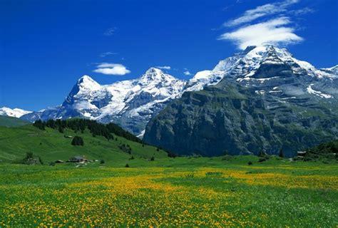 imagenes montañas verdes imagenes de monta 241 as imagenes de paisajes naturales hermosos