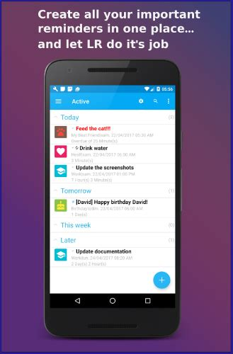 android reminder app 15 best android reminder apps to do reminder vs bz reminder vs any do and 12 more visihow