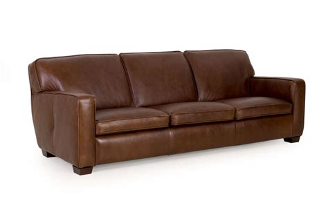 Jackson Leather Sofa Jackson Leather Sofa Cococohome Jackson Leather Sofa Made In Usa All Omnia Furniture Wayfair