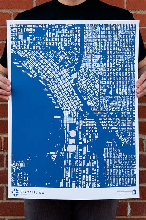 seattle map fabric 12 best images about seattle style on home